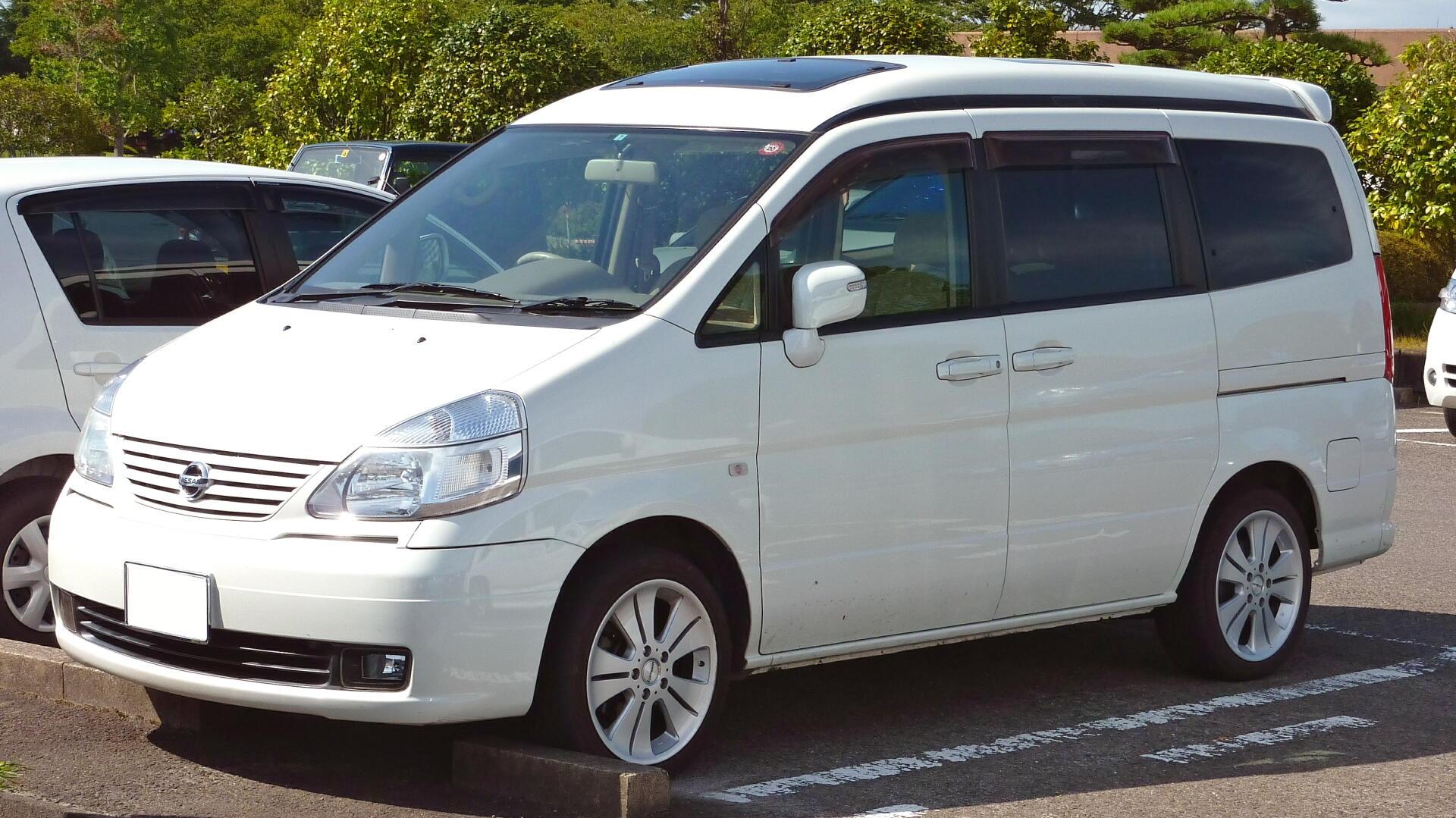 File C24 Nissan Serena 1 Jpg Wikimedia Commons