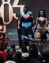 Mano Negra (wrestler) Mexican professional wrestler