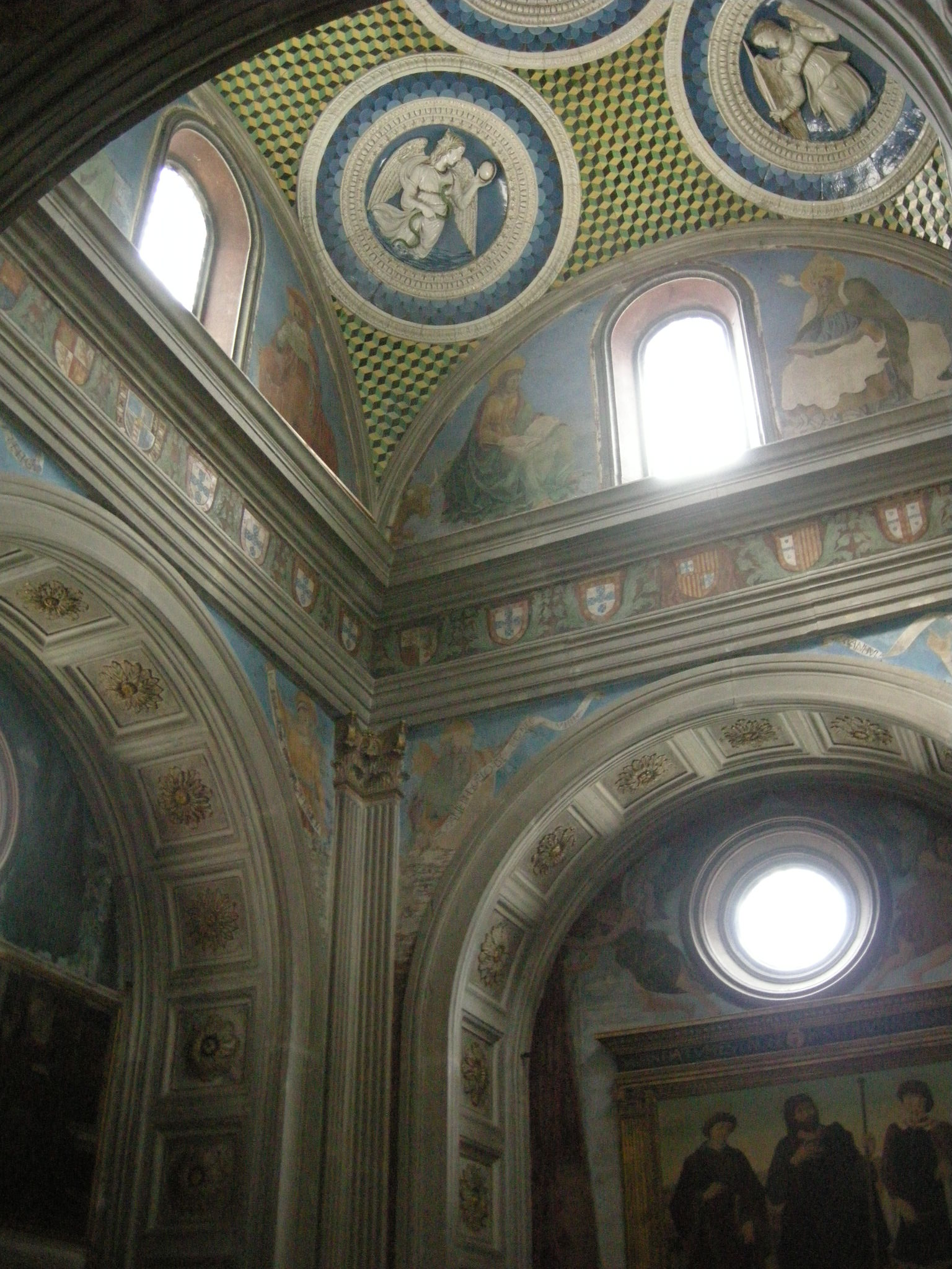 File cappella del cardinale di portogallo decorazione for Decorazione wikipedia