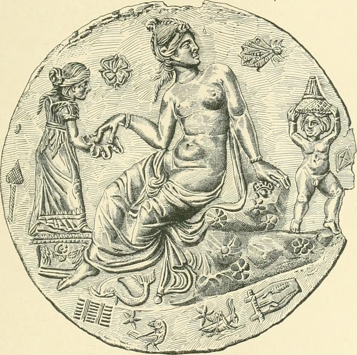 Etruscan Grecian And Roman Wedding Ideas: File:Catalogue Of The Silver Plate (Greek, Etruscan And
