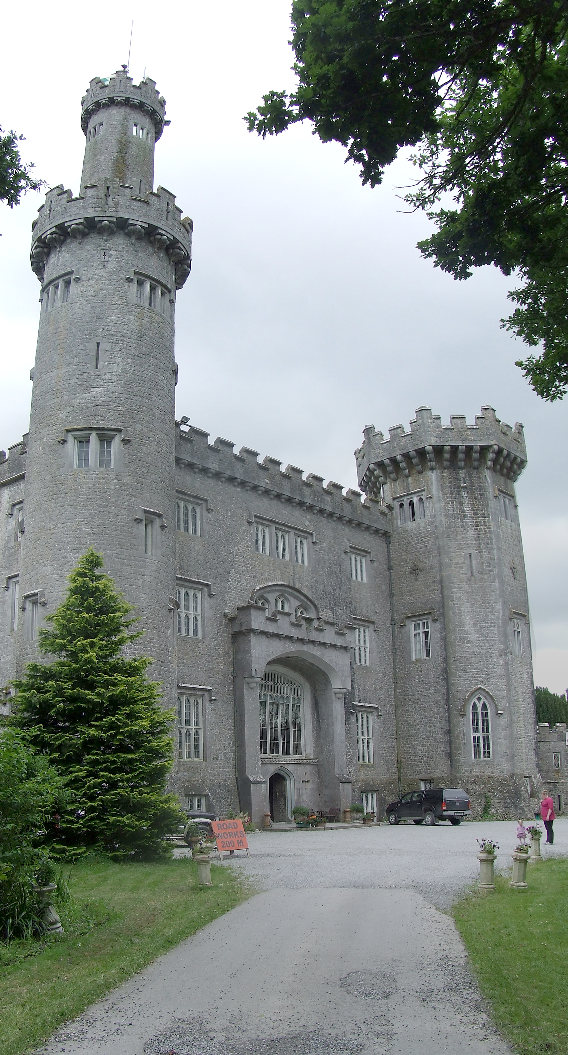 Lubenj Castle 76