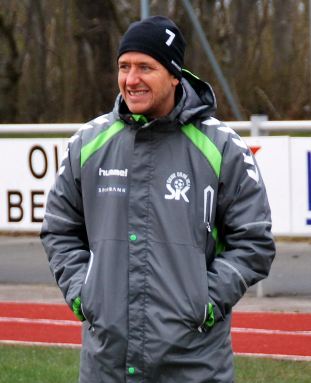 Claus Madsen in April 2012.