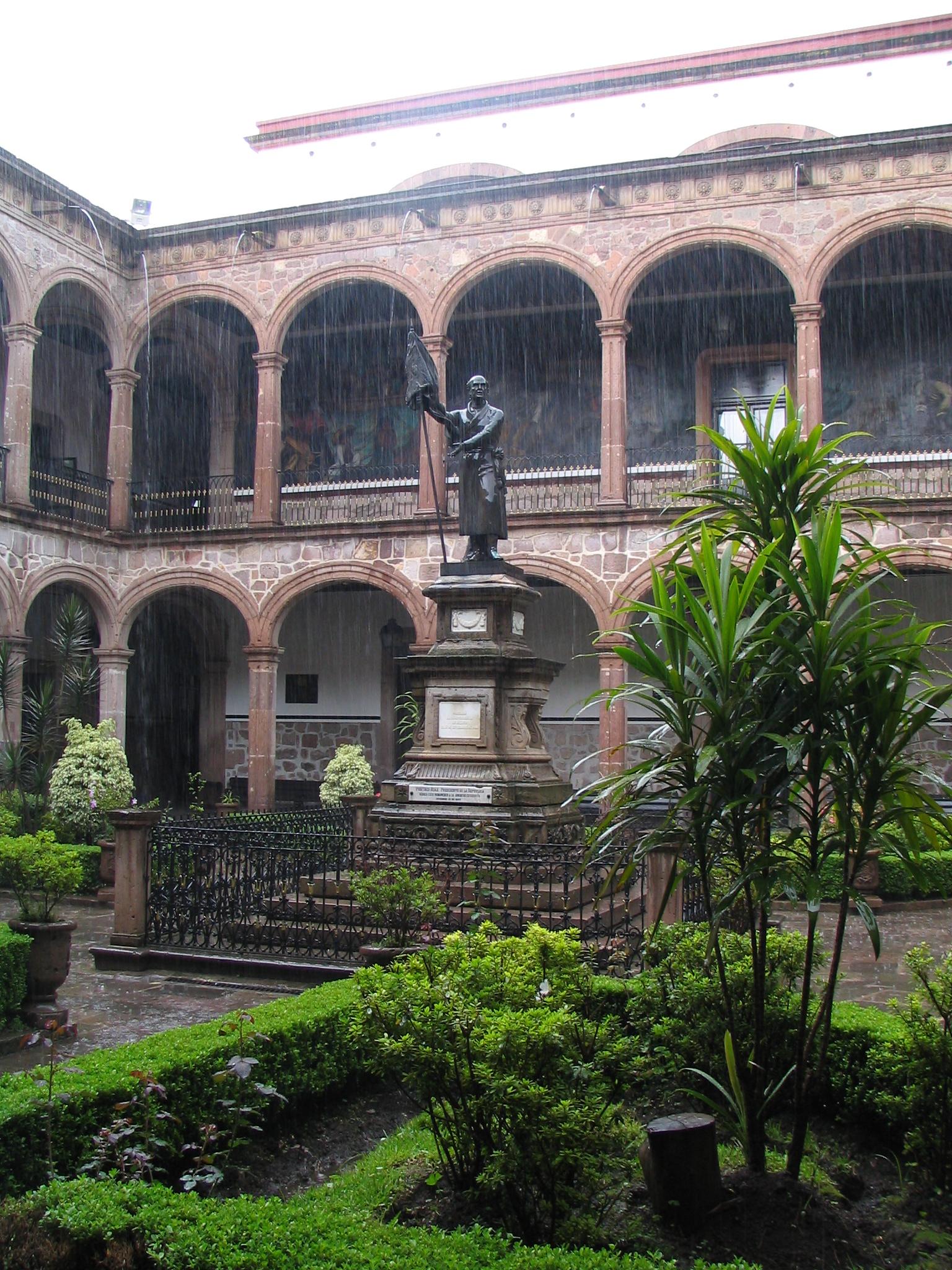 Universidad Michoacana De San Nicols De Hidalgo Wikipedia