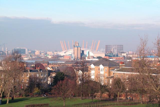 Corner of Greenwich Park - geograph.org.uk - 42543