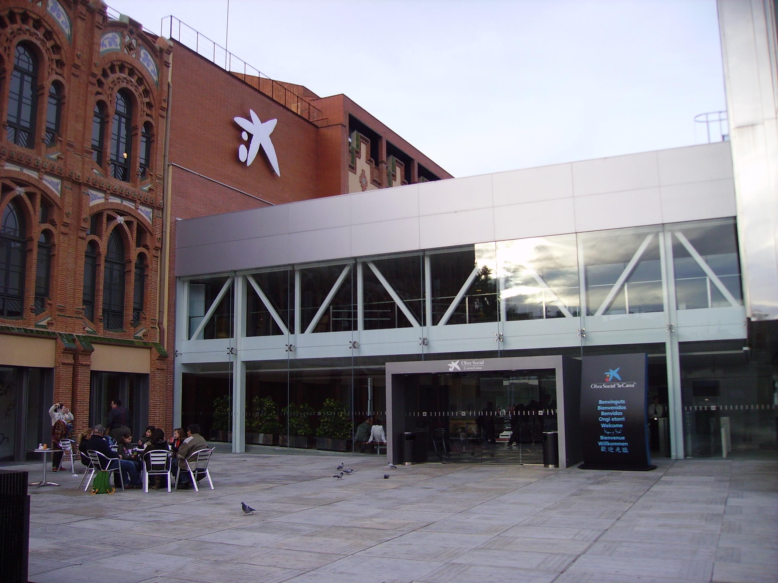 File:CosmoCaixa Museu Barcelona.JPG - Wikimedia Commons