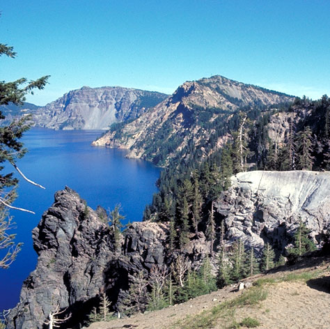 Parc national de Crater Lake