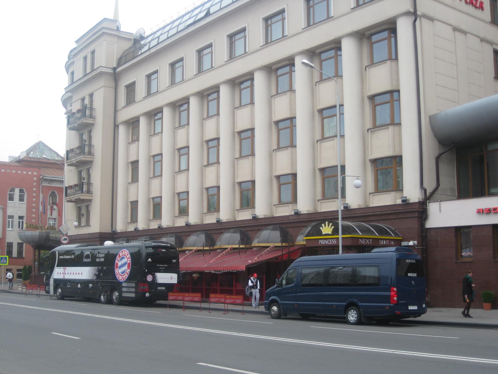 Hotel In Munchen Hauptbahnhof