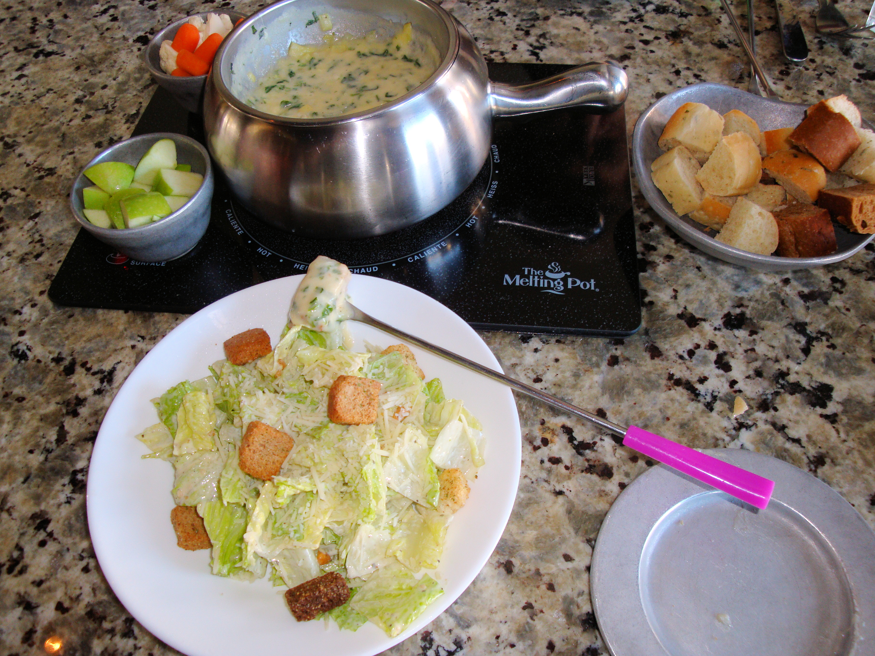 Melting Pot Restaurant Gainesville Fl