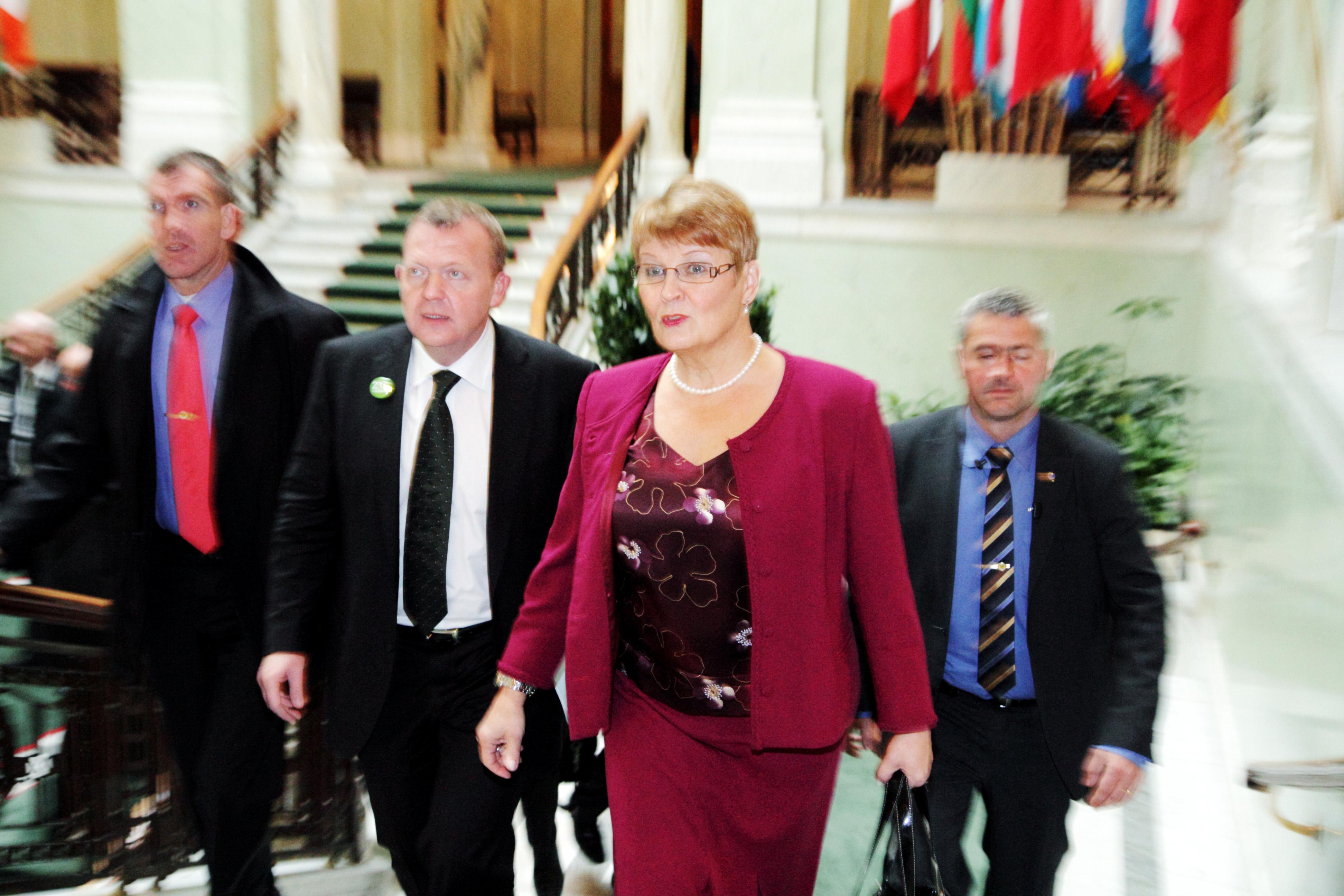 vice statsminister