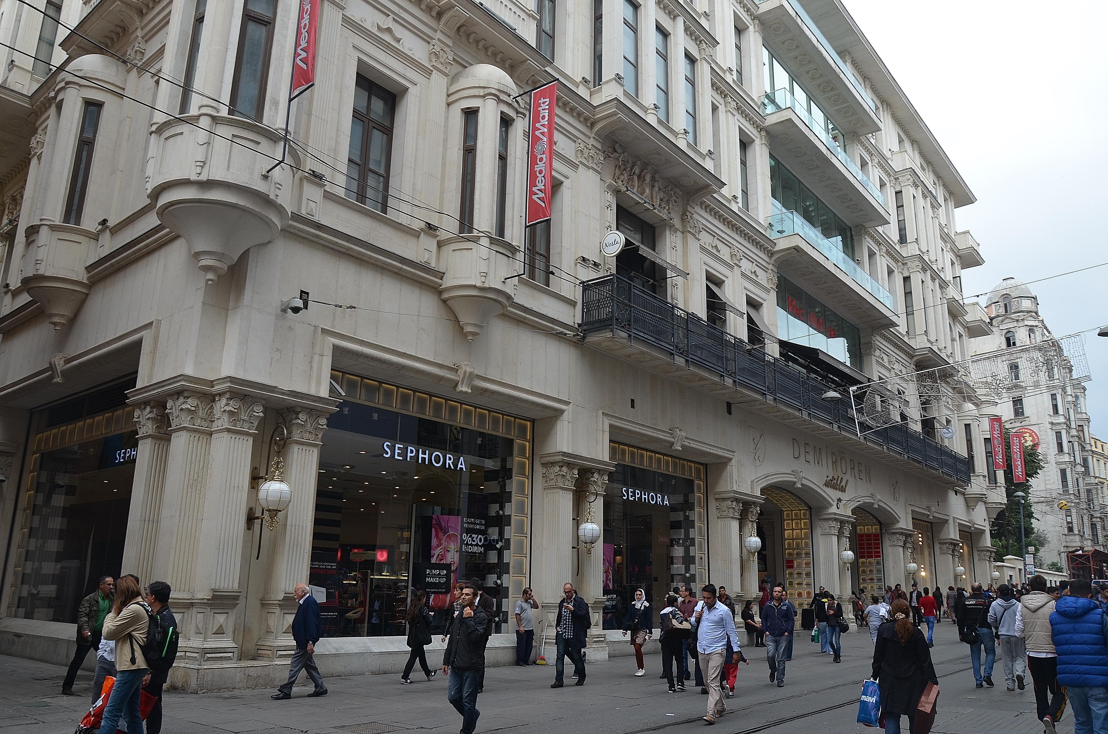 Baghdad Street Istanbul Restaurants