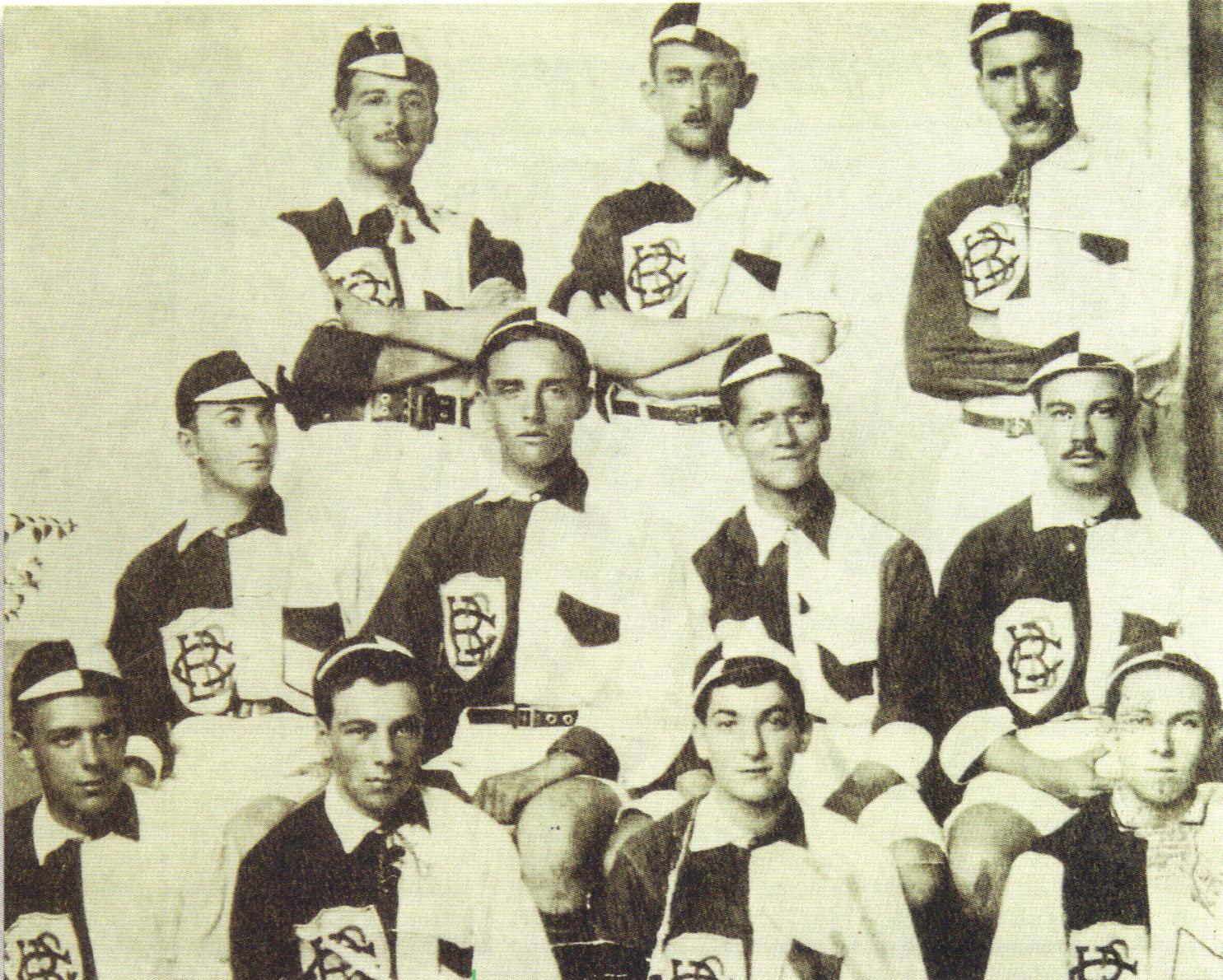Depiction of Historia del Deportivo Cali