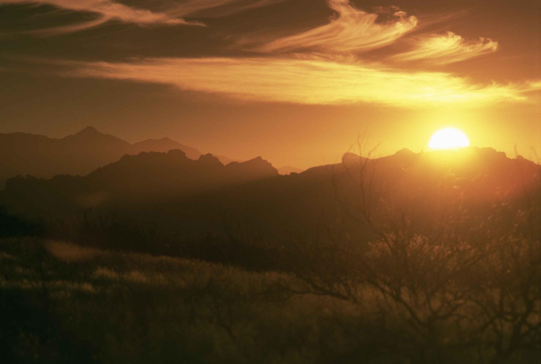 Desert File Desert Sunset Scenic Jpg Wikimedia Commons