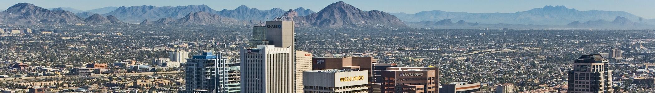 Le crochet vers le haut Phoenix Arizona