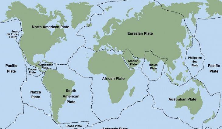 File:Earth tectonic plates.jpg