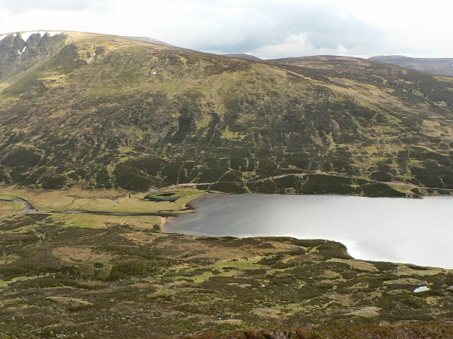 Eastern end of Loch Callater - geograph.org.uk - 808388