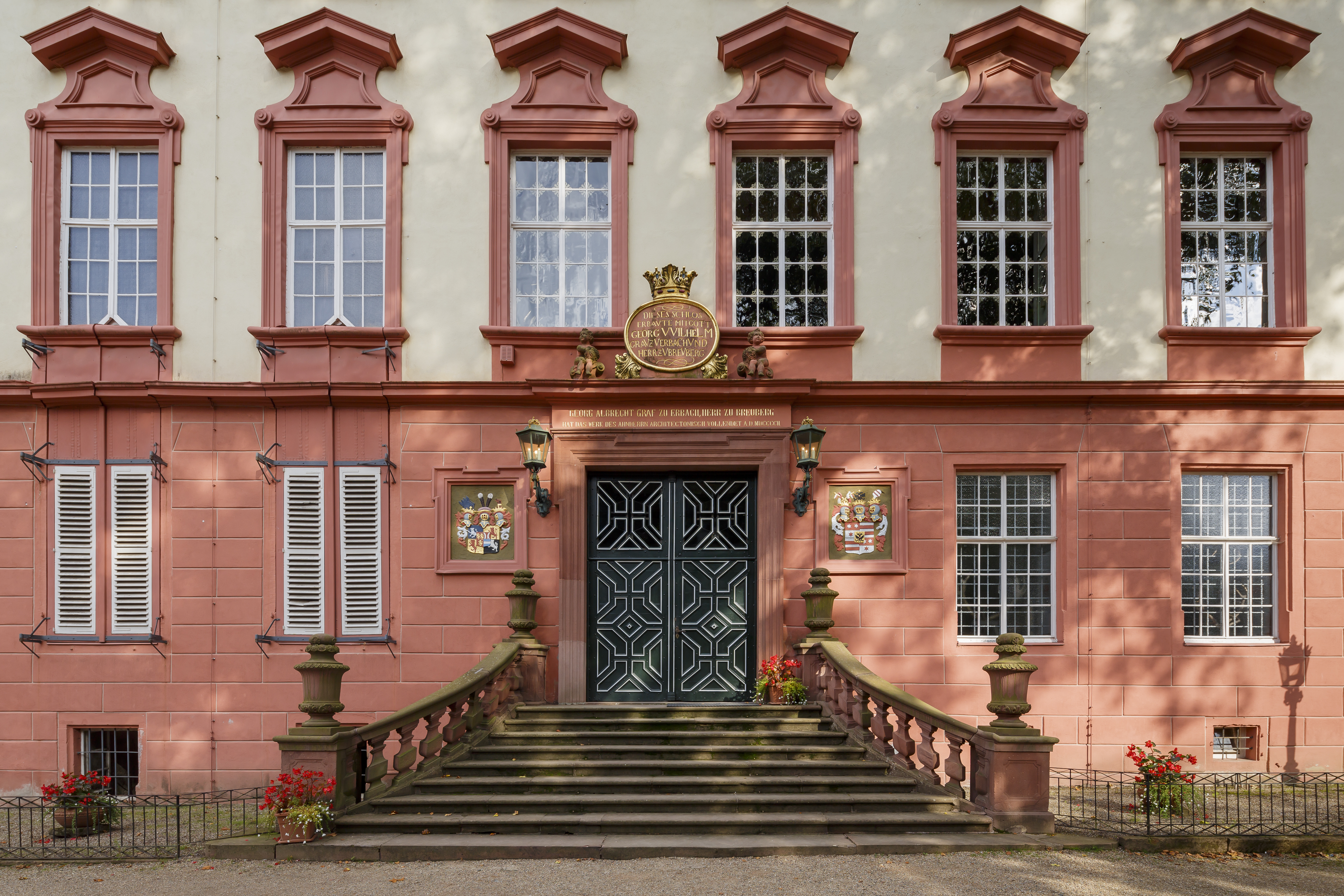 Fileerbach Germany Schloss Erbach 02jpg Wikimedia Commons