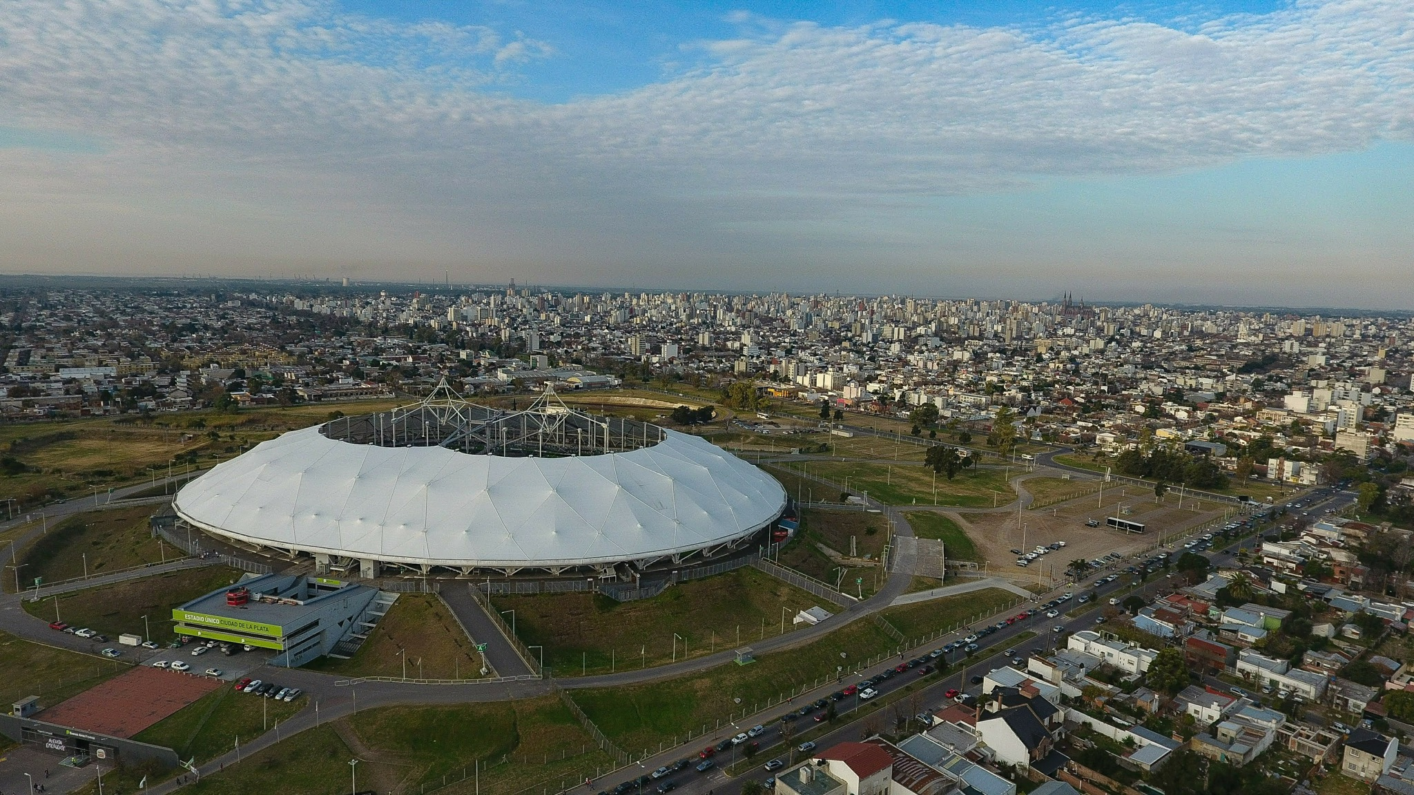 Resultado de imagen para estadio unico ciudad de la palta