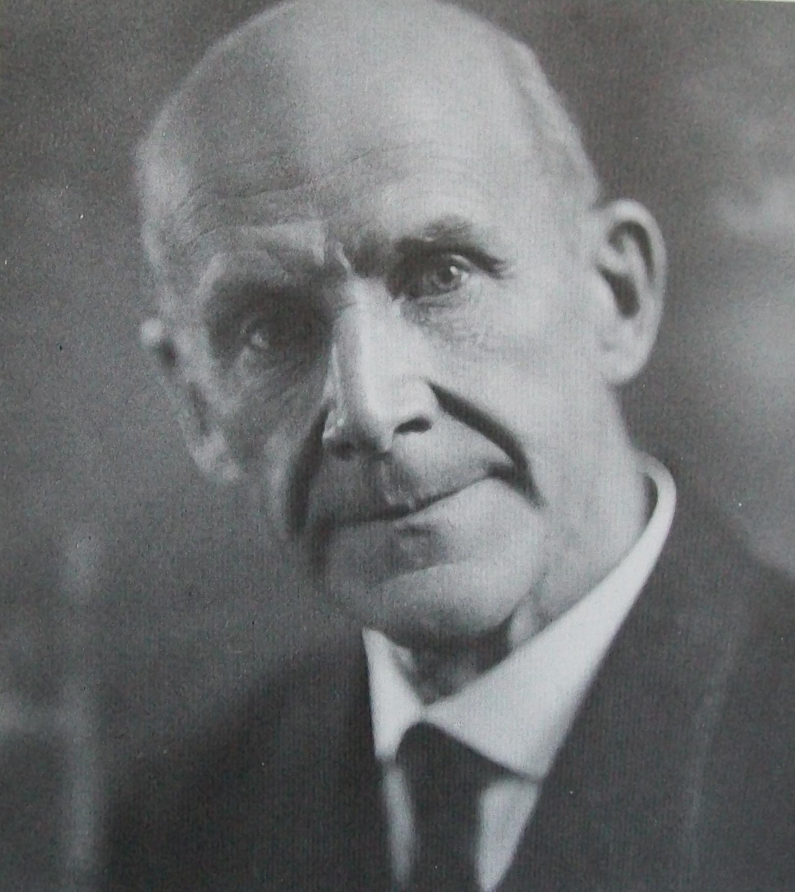 Eugene Debs, 1907