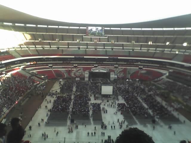 FINAL: Chris Marshall Vs Hell The One Evento_40_en_el_Estadio_Azteca