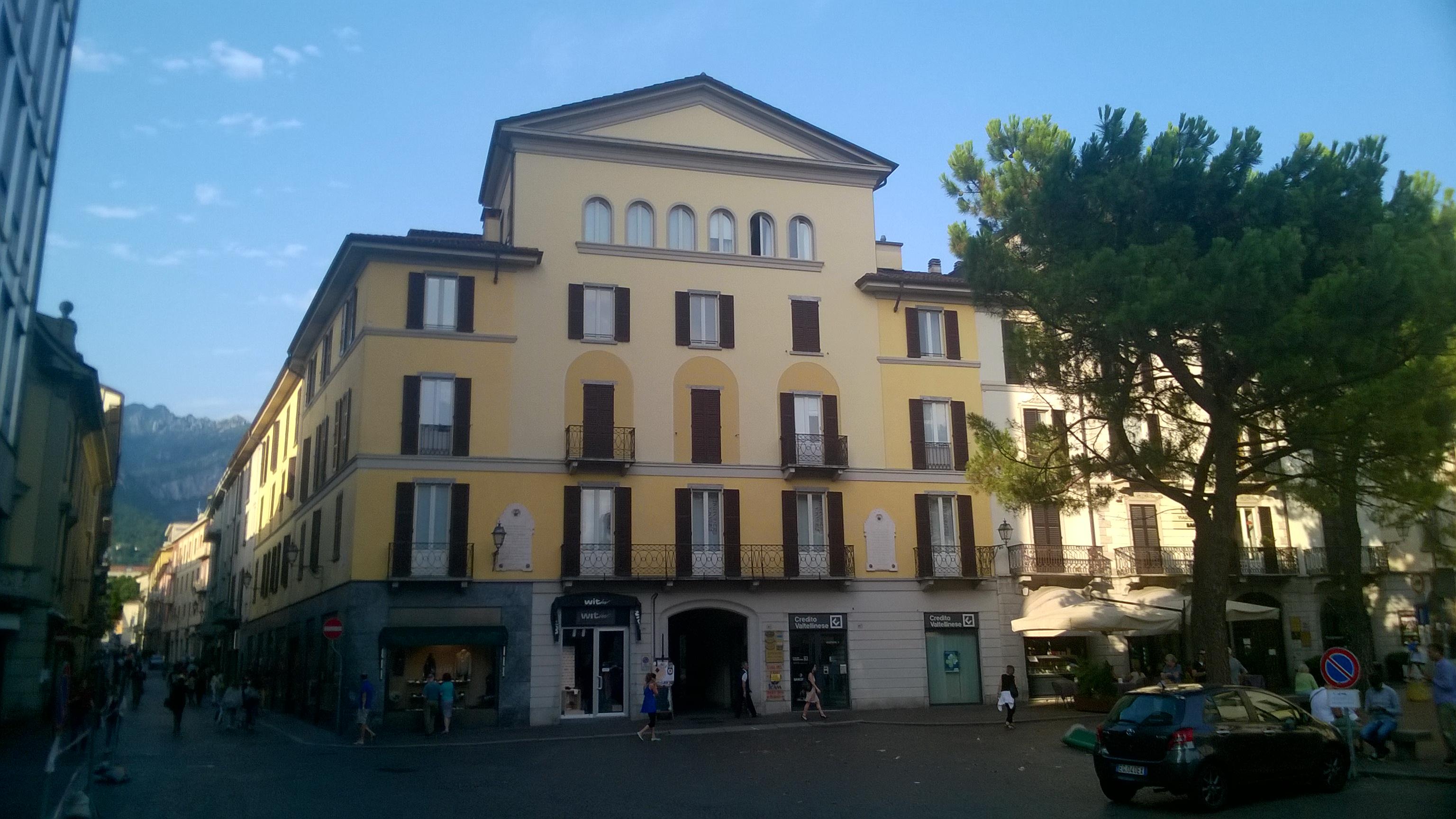 Hotel Croce Di Malta Italy