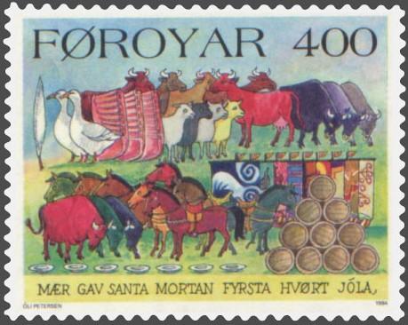 filefaroe stamp 262 the twelve days of christmasjpg