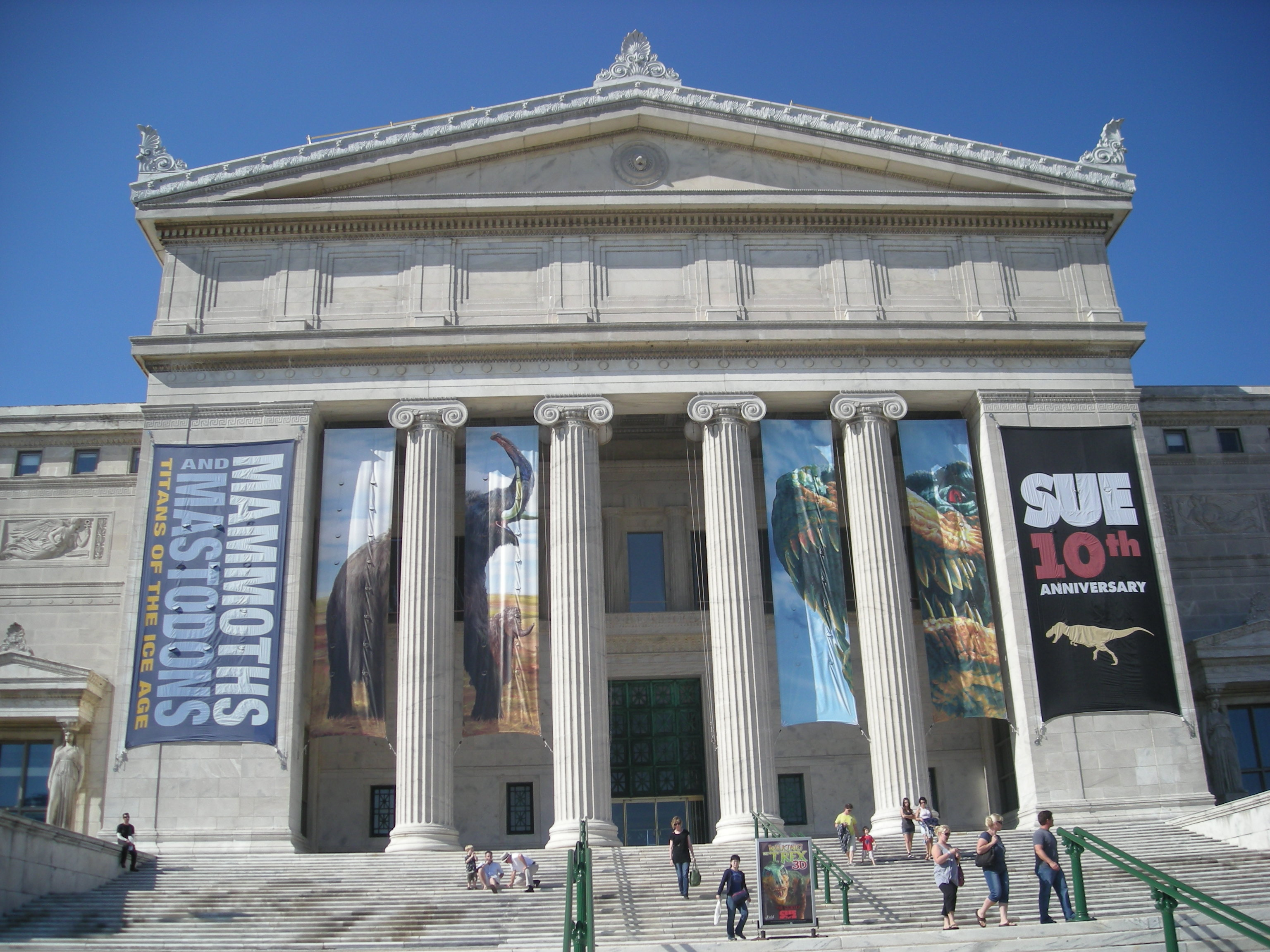 History Of The Field Museum Of Natural History In Chicago