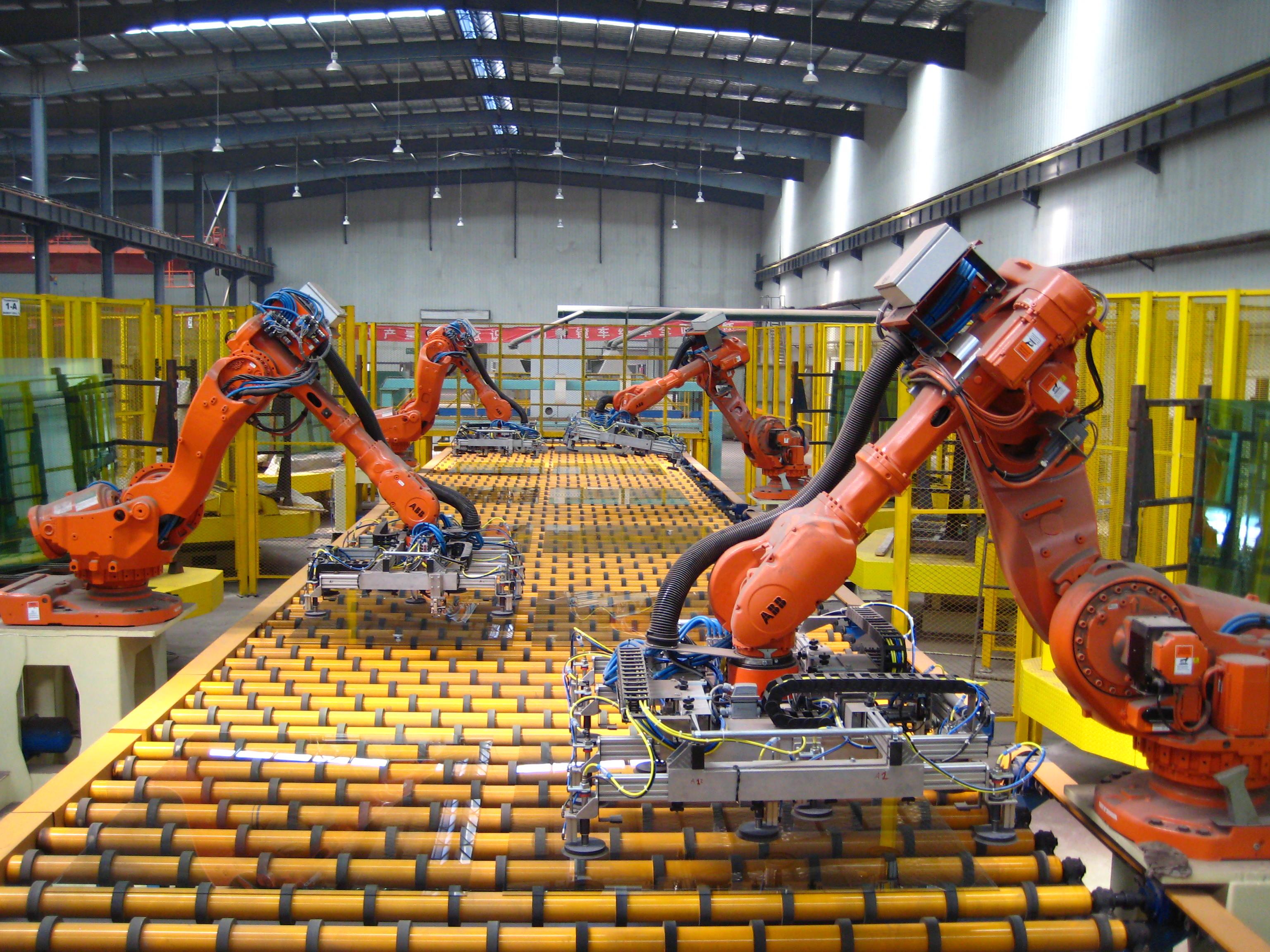 Bildergebnis für industrial robots