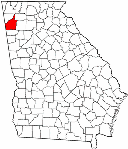 Floyd County, Georgia