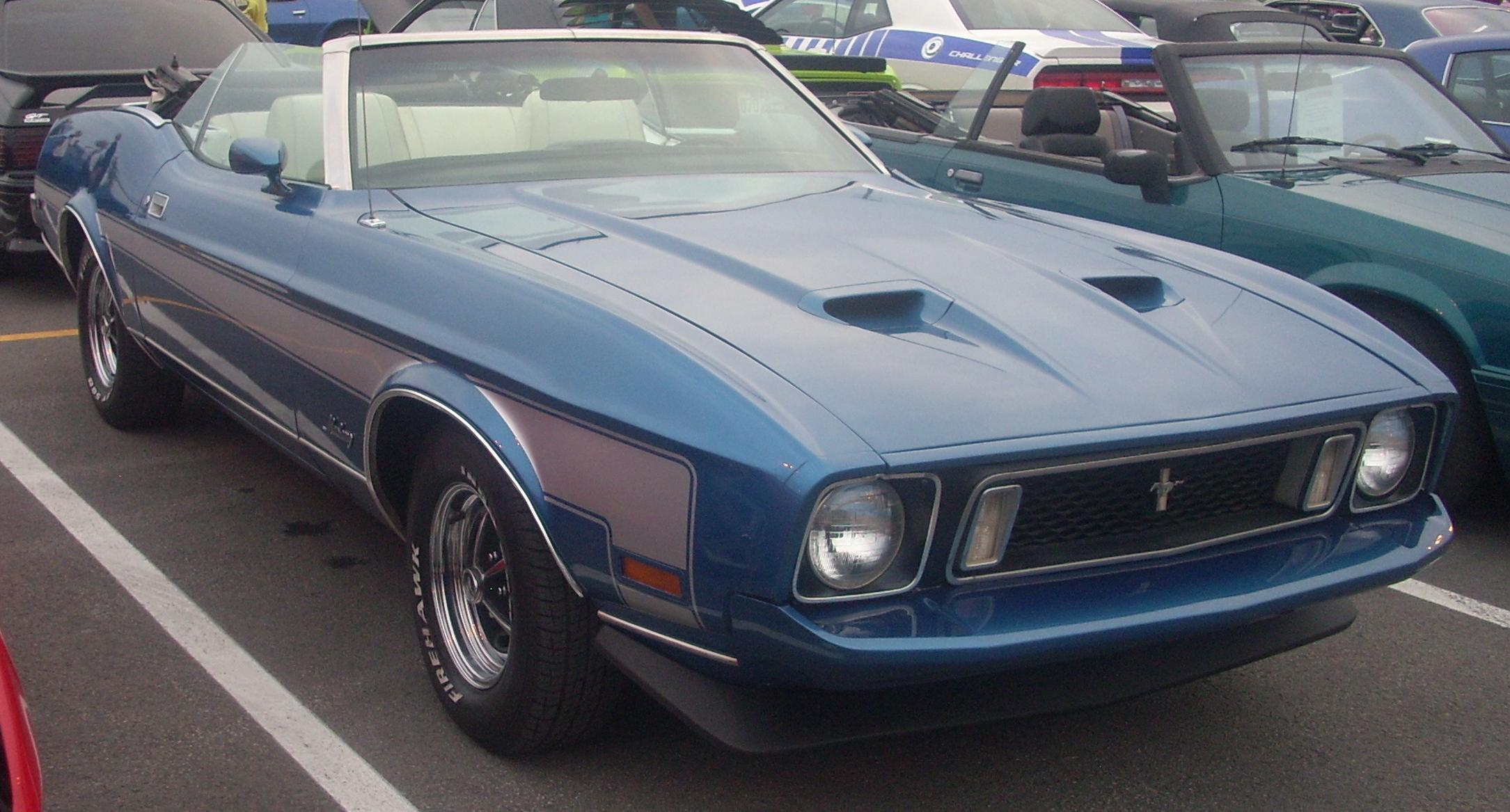 File Ford Mustang Mach 1 Convertible Centropolis Laval