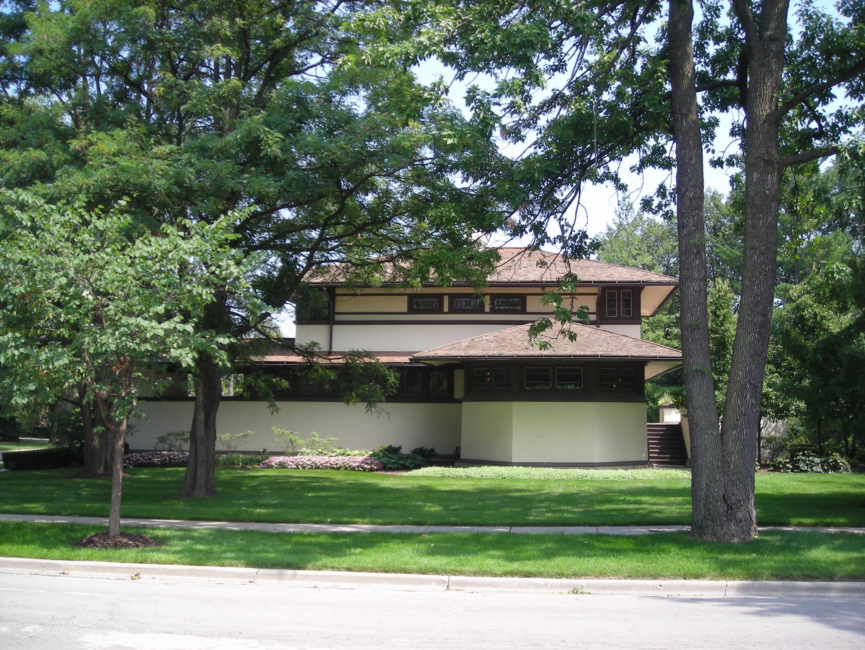 File Frank B Henderson House Elmhurst Illinois 06 Jpg