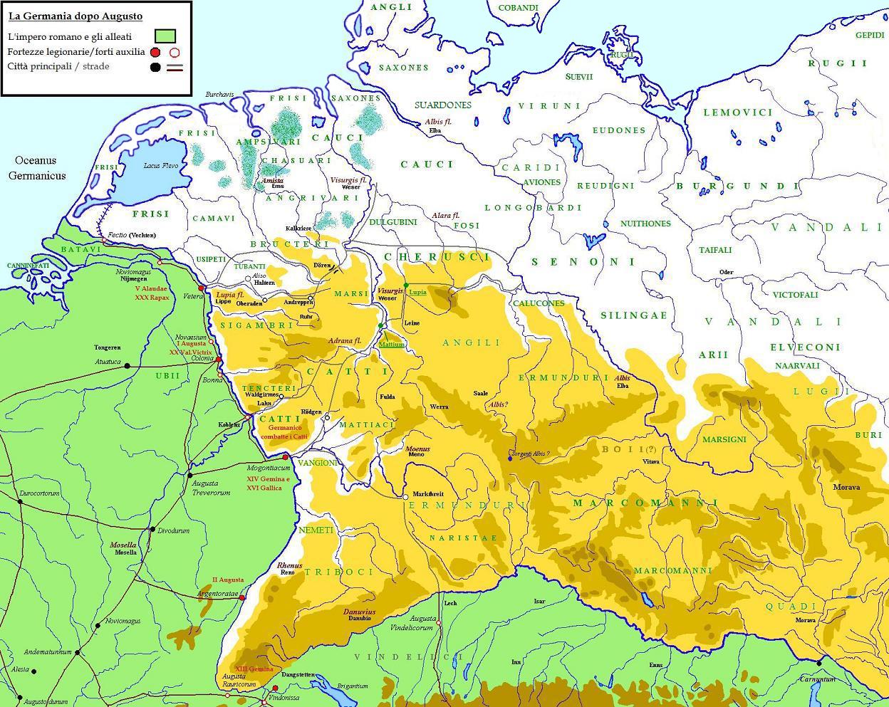 Magna Germania - Historum - History Forums