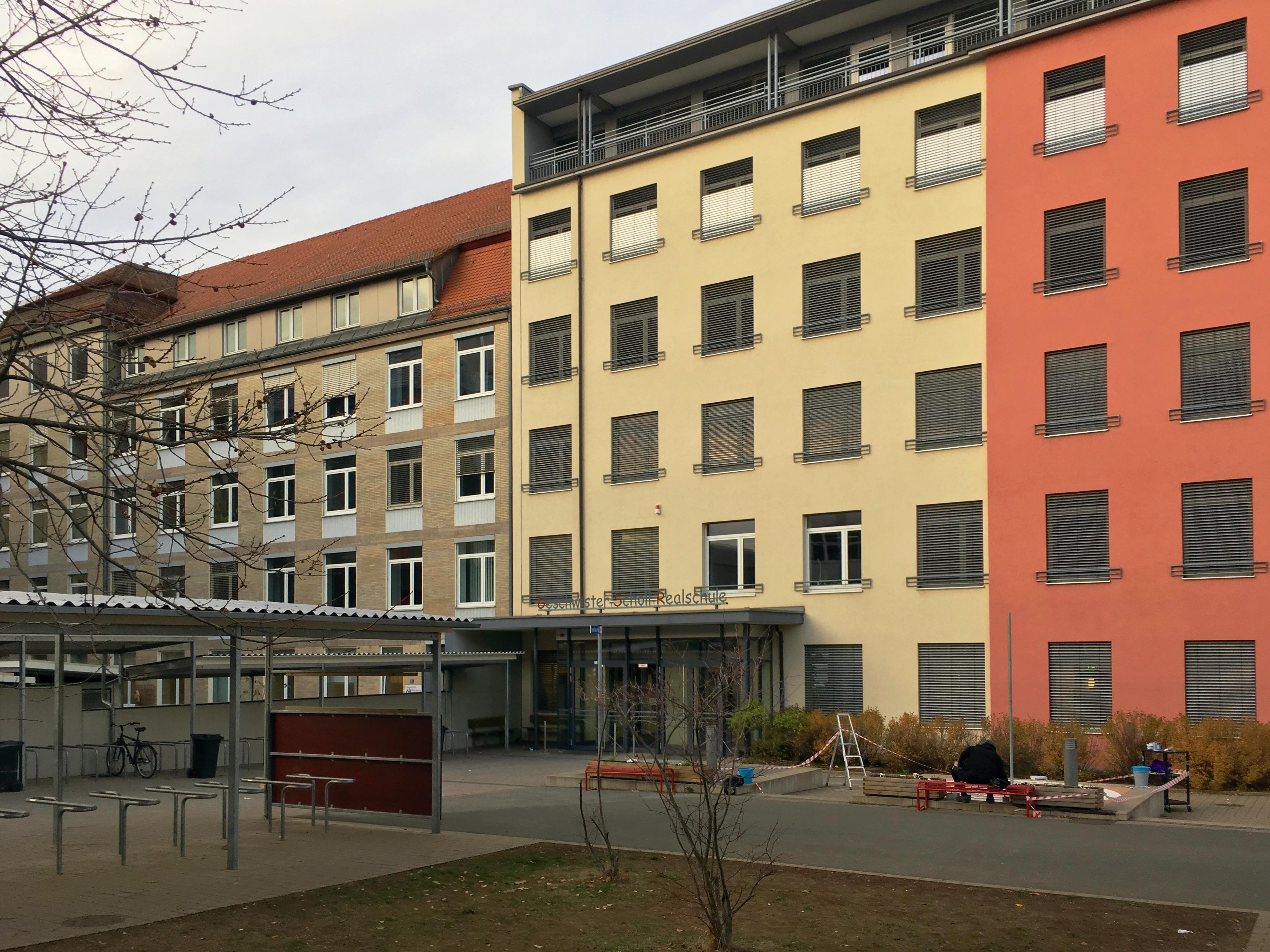 Geschwister Scholl Schule Nürnberg