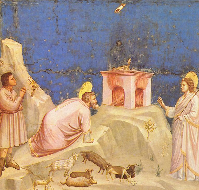 Giotto - Scrovegni - -04- - Joachim's Sacrificial Offering.jpg