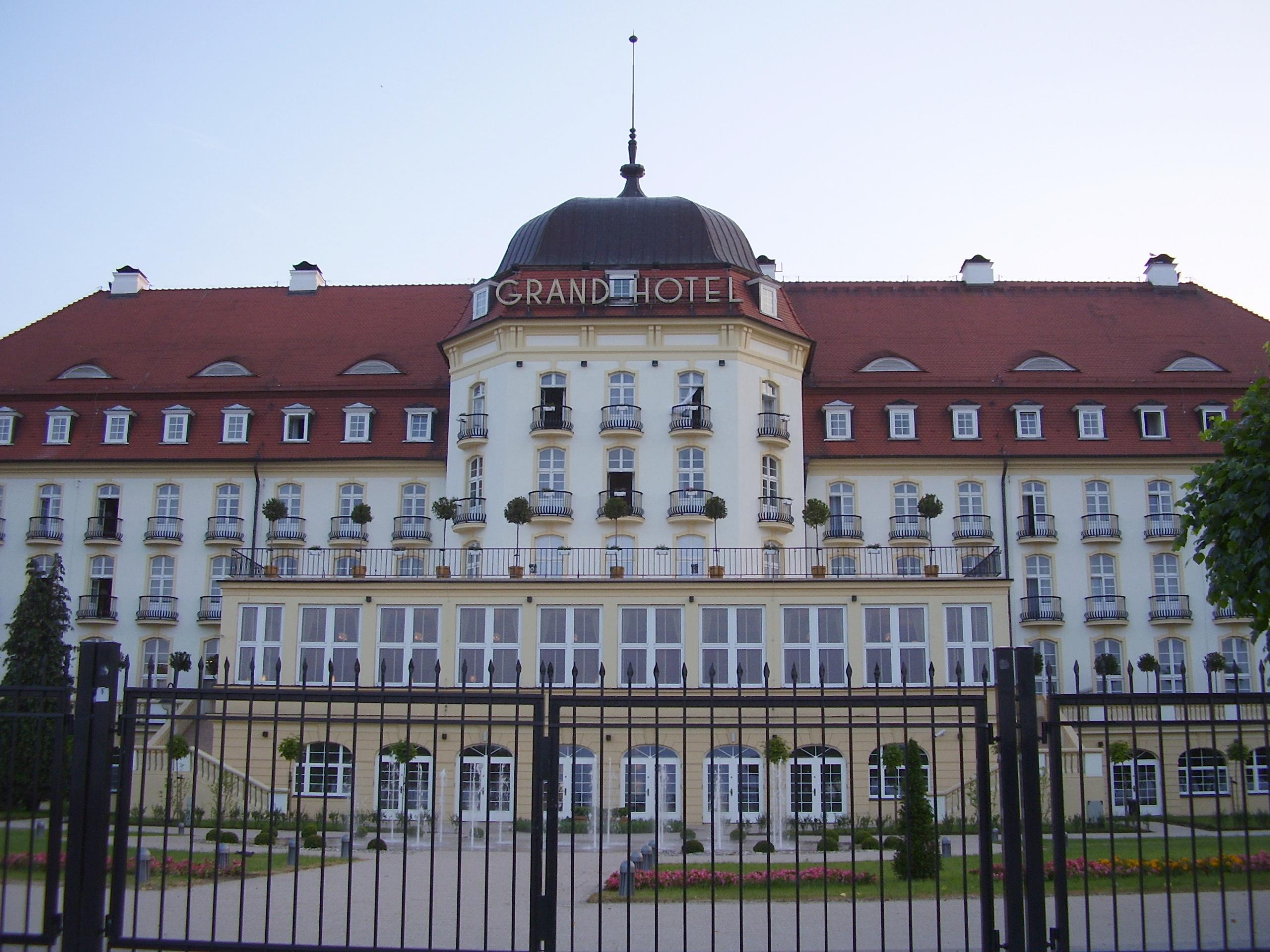 Grand Hotel Sopot Pl