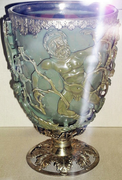 lycurgus cup Transcript: nano lycurgus cup nanotechnology explores the creation and manipulation of atomic size particles of matter it's cutting edge science, but it was known in part by the romans in the fourth century.