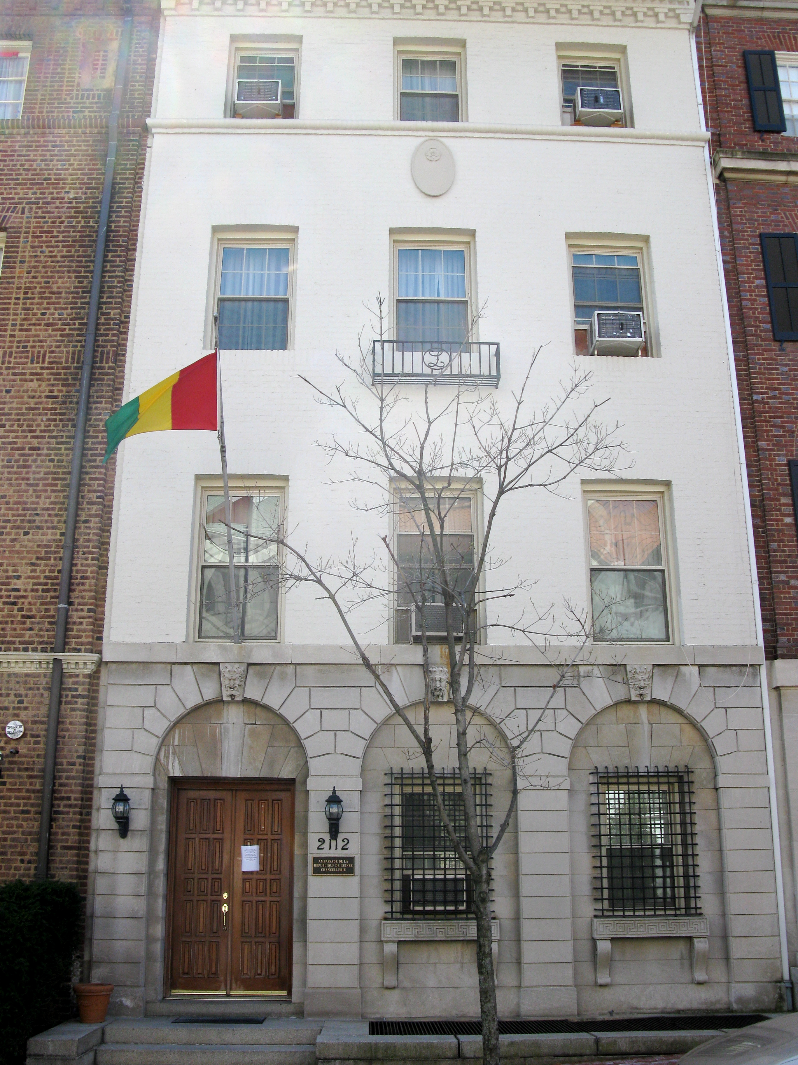 List Of Diplomatic Missions Of Guinea Wiki Everipedia