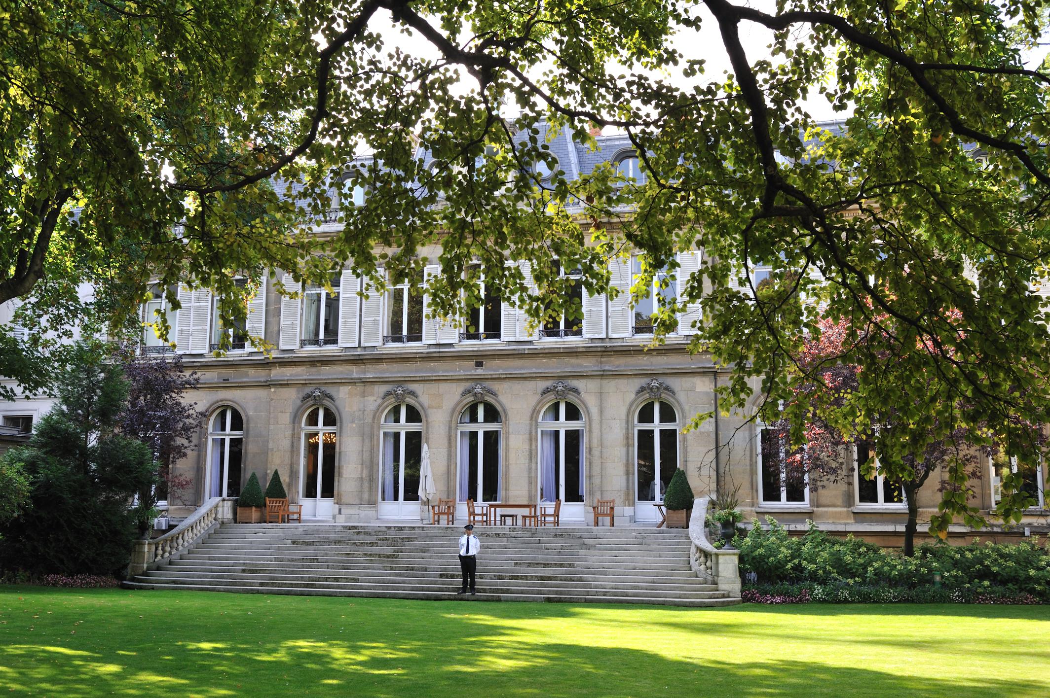 Hotel Beauvau Paris