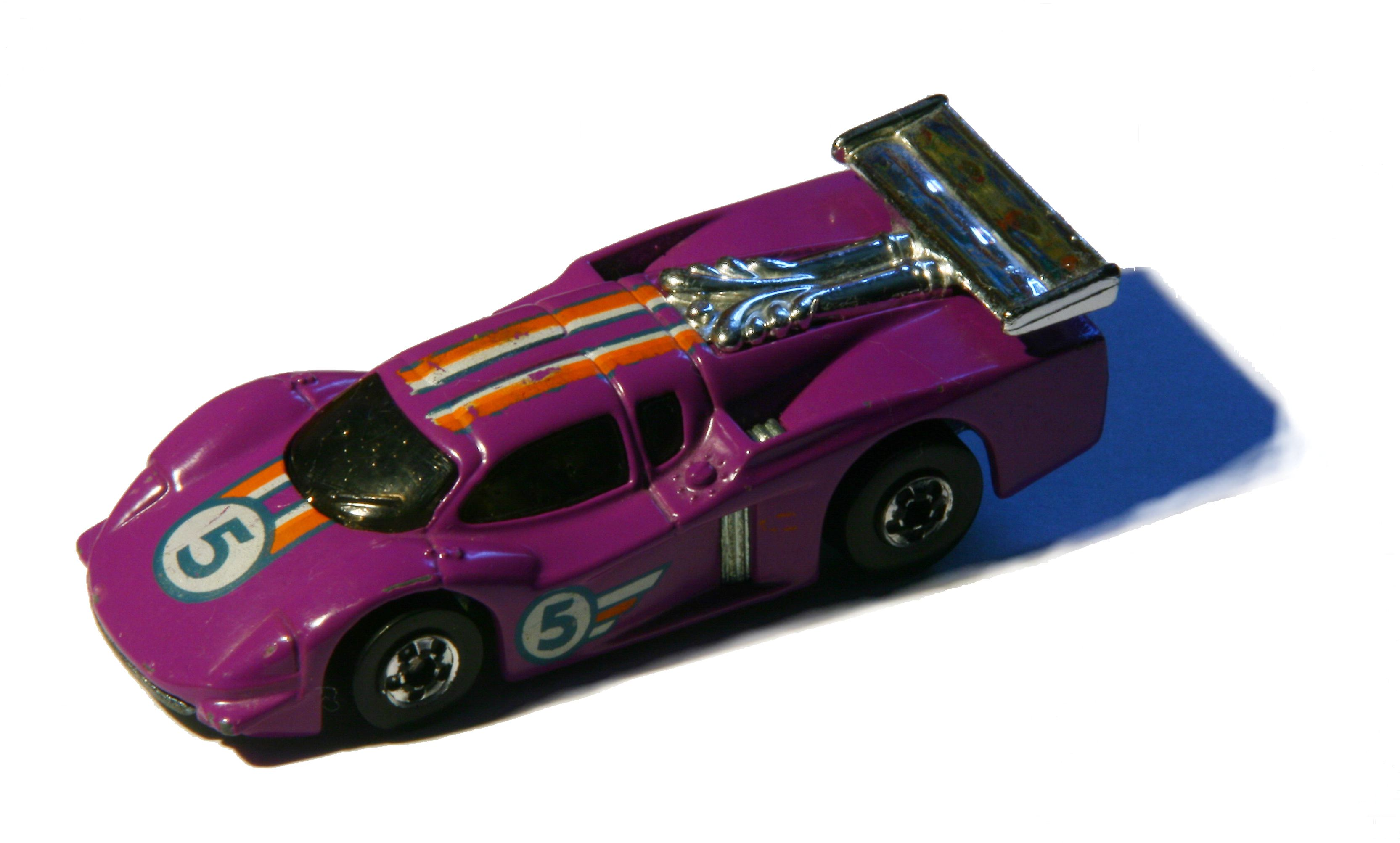 Hot Wheels Car Maker Can