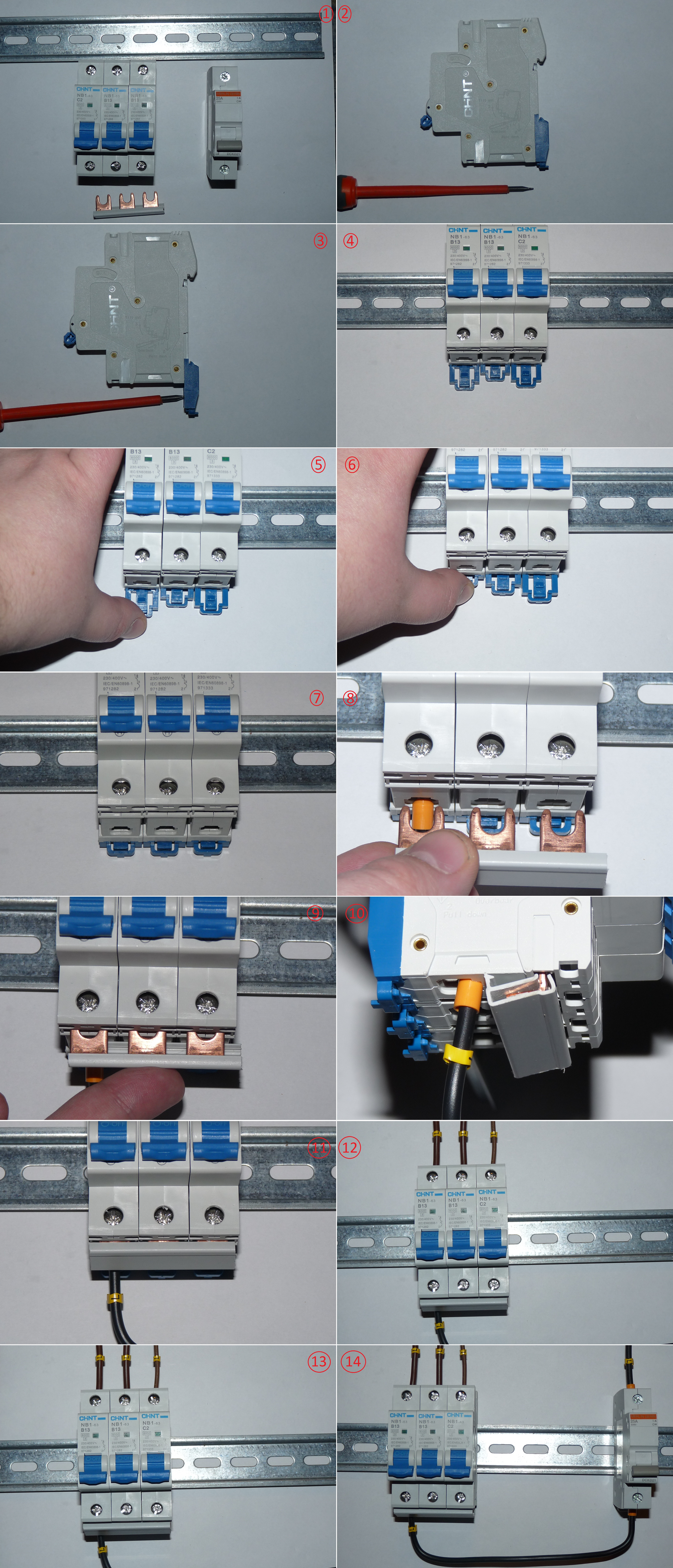 Wire Sizes Chart: How to wire circuit breaker.JPG - Wikimedia Commons,Chart