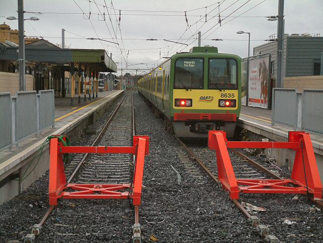 Howth railway station