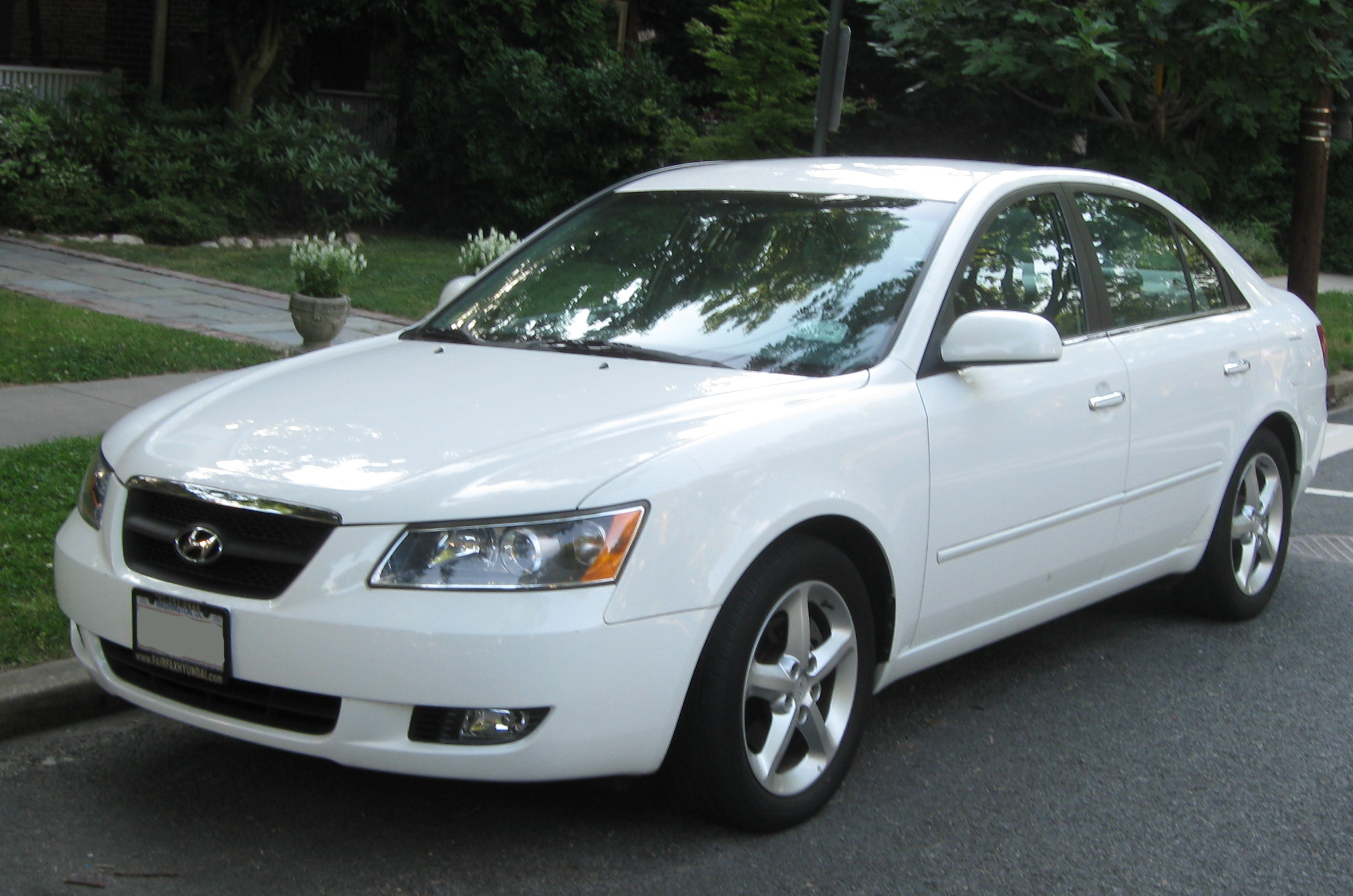 Autoplin forum • Pogledaj temu - Hyundai SONATA 2.4 GLS (2006)