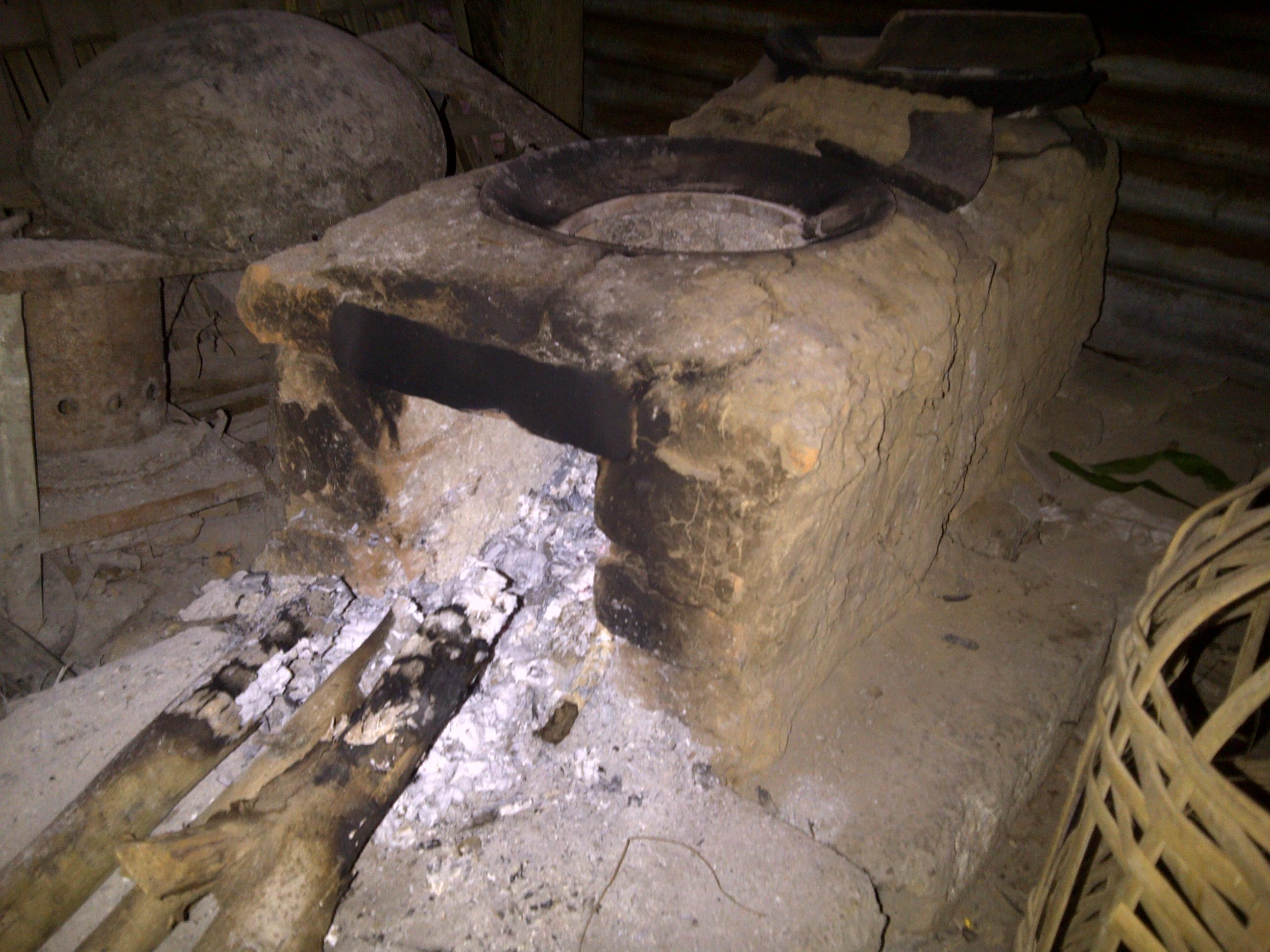 Clay Brick Stove : Wiki kitchen stove upcscavenger