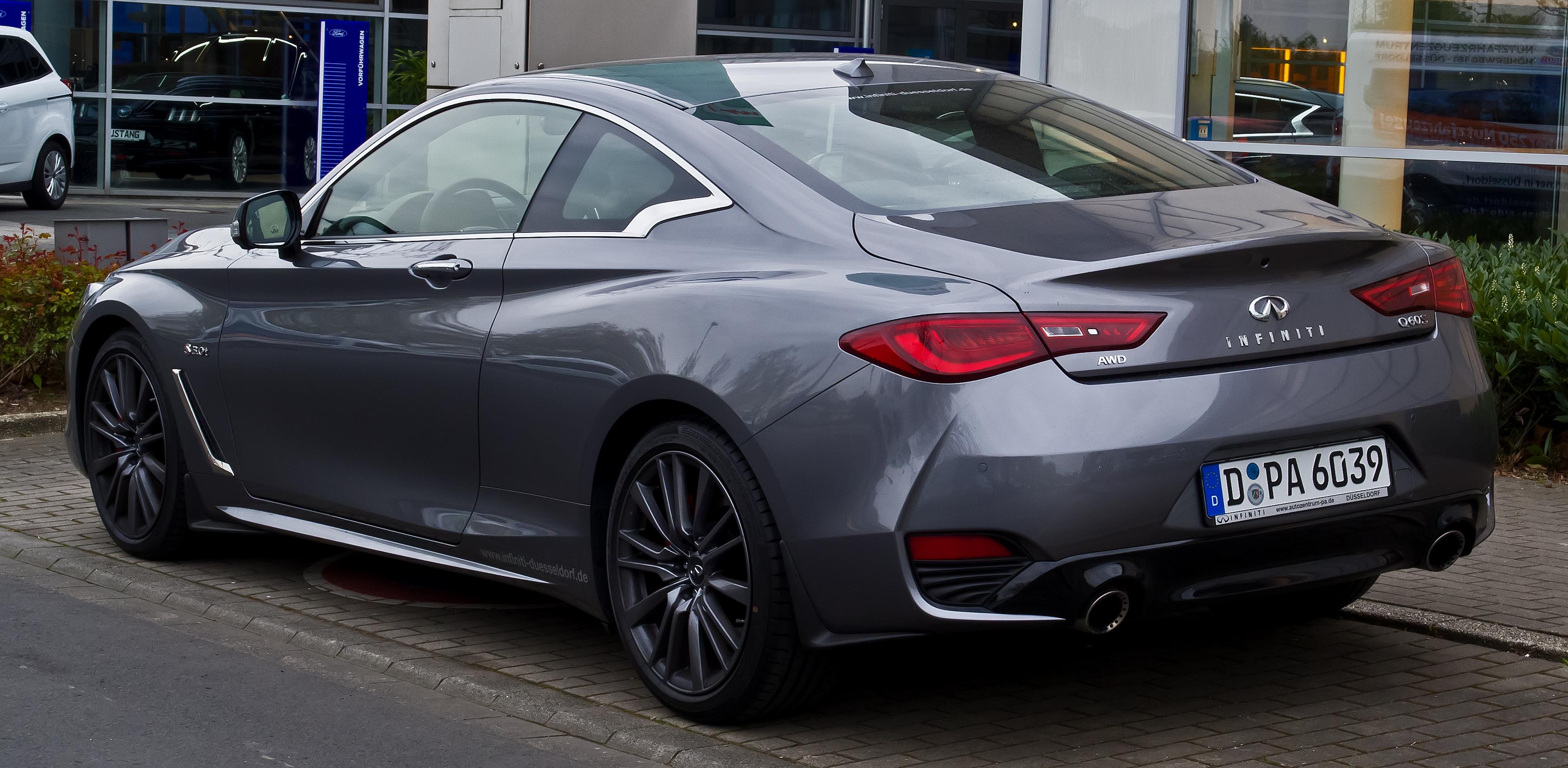 Autos.ca Forum: Test Drive: 2018 Infiniti Q50 3.0t Sport