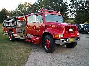 Chaires Engine 12-61 GMC FMC