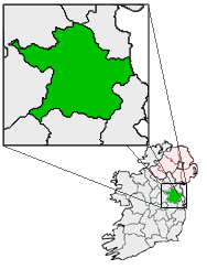 Coadan:Ireland map County Meath Magnified.png