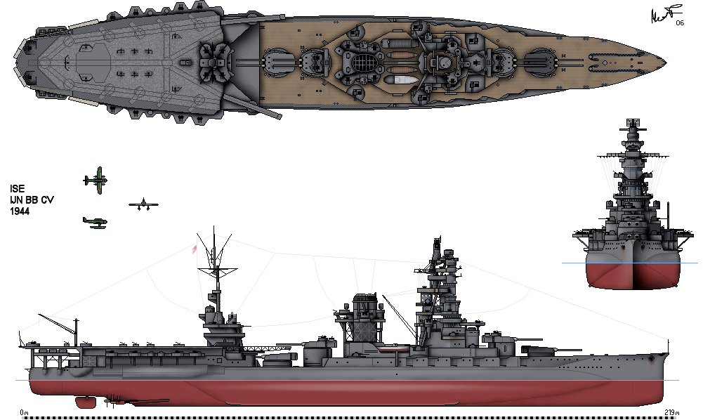 Image result for ise class battleship