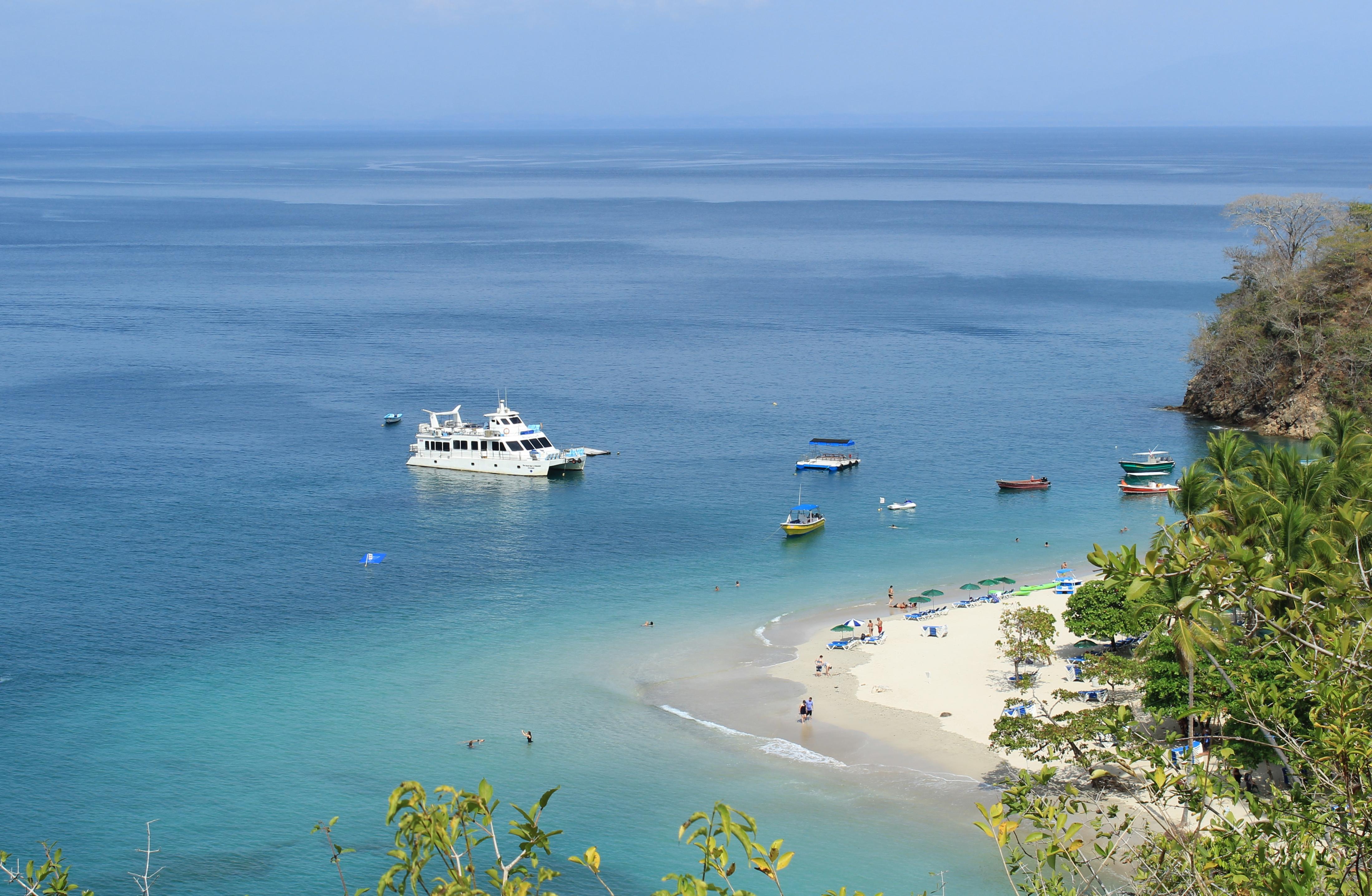isla tortuga las mejores playas de costa rica