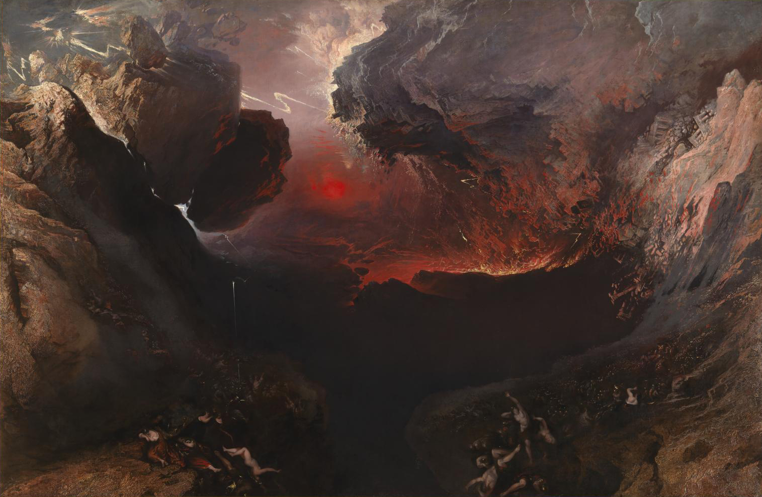 Famous Painting Anger
