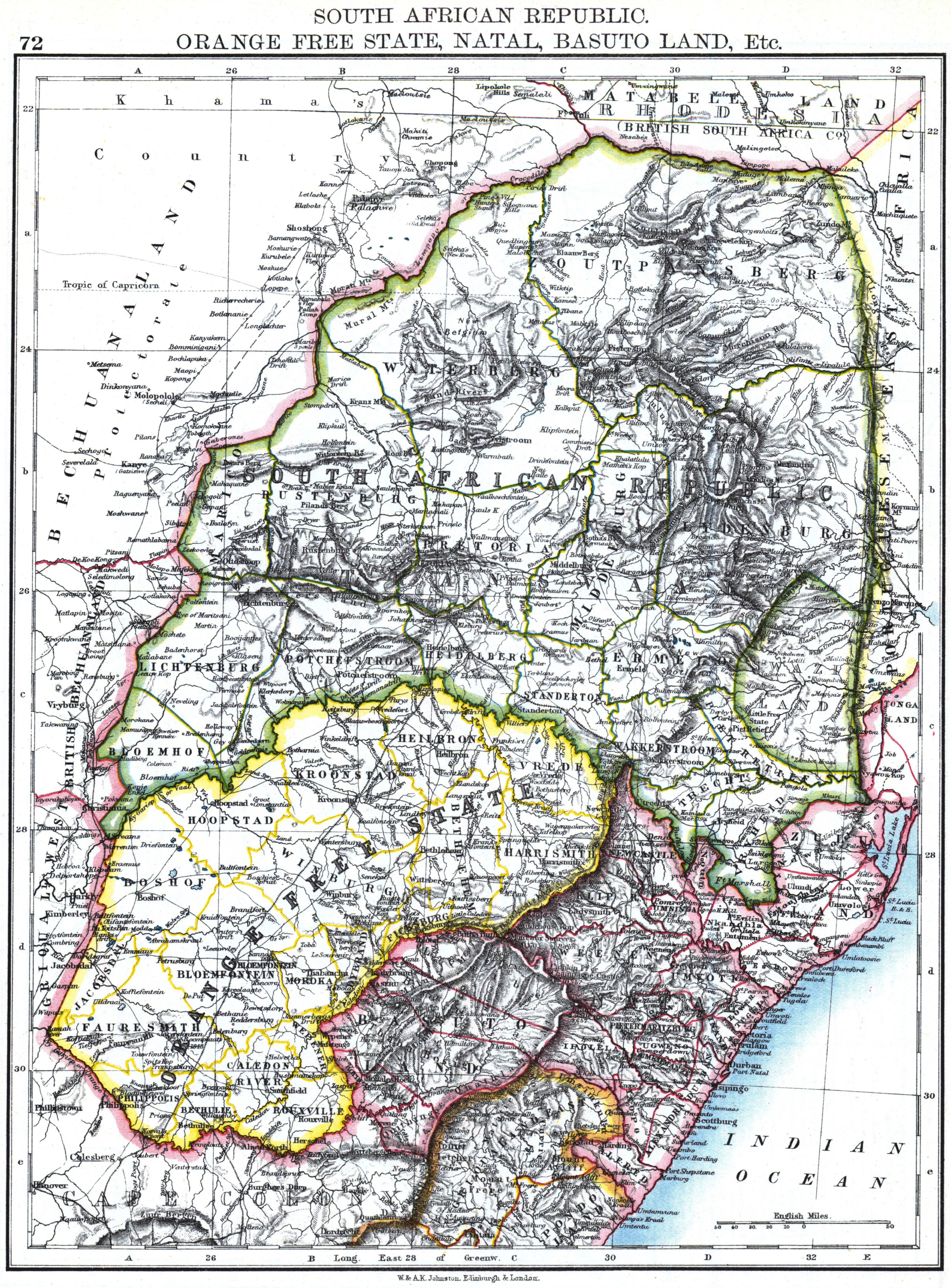 File johnston w and a k south african republic for States with free land