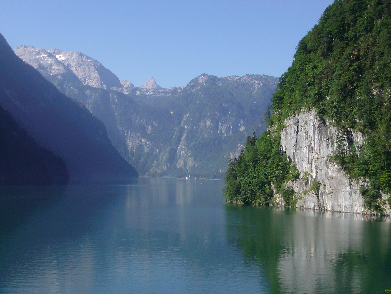Немецкий национальный парк в Альпах